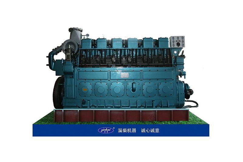 LB6250 Marine Diesel Engine